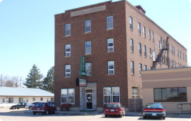 Ortman Hotel | Canistota, South Dakota