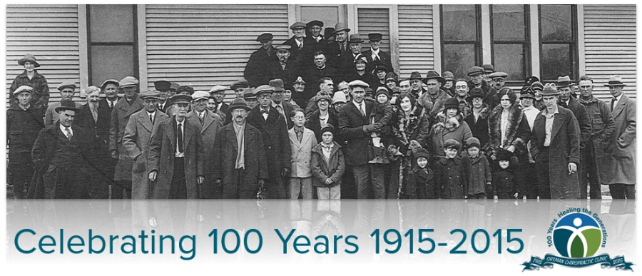 Ortman Clinic Celebrating 100 Years