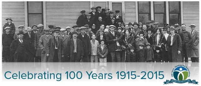 Ortman Clinic Celebrating 100 Years